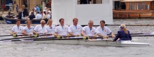 150th Row-over at Henley Royal Regatta