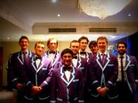 Senior Men Christmas Dinner 2013
