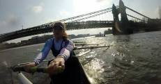 UCL Women's 1st 8+ at WeHORR
