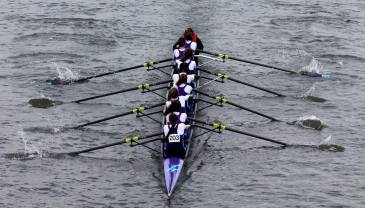UCL Women's 2nd 8+ at WeHORR