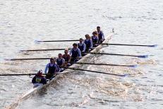 UCL Women's 1st 8+ WeHORR