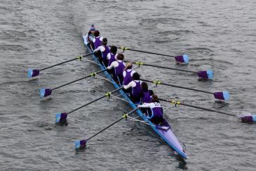 UCL Women's 3rd 8+ WeHORR