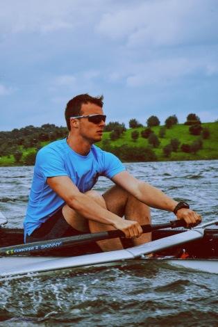 2016/17 Senior Men's Captain Jake Figi training at Portugal