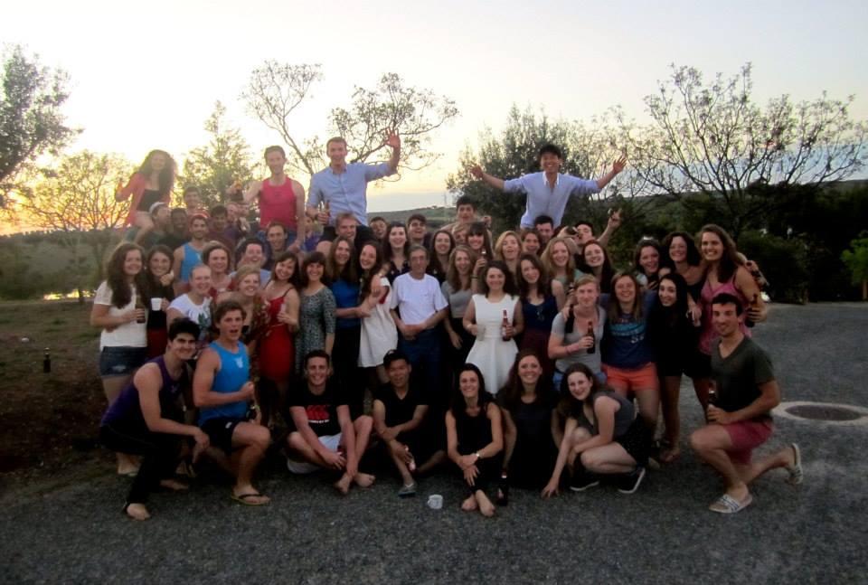 Easter training camp in Avis, Portugal 2014