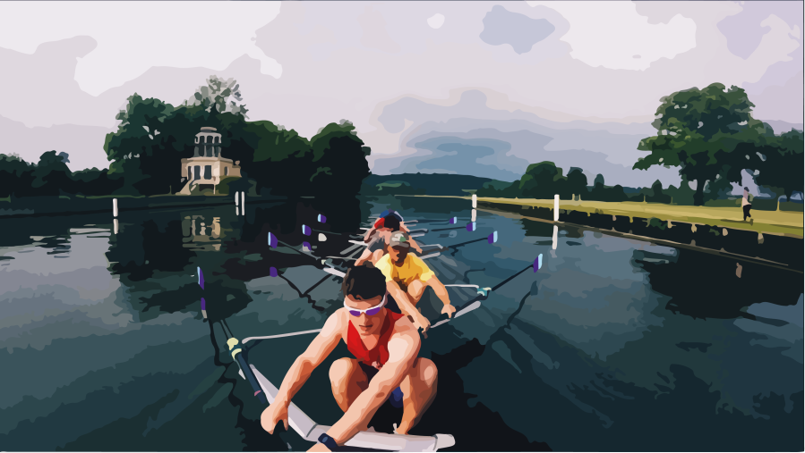 Henley Men's VIII+ Henley Training Camp