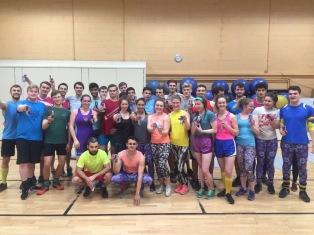 UCLU Pride Celebratory Circuits Session, 2016