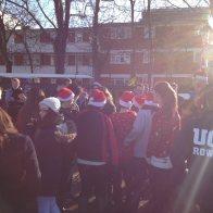"""Christmas Turkey"" races"