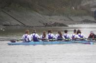 UCL Novice Women's 8+ at UH Head