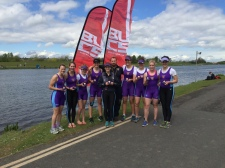 Bronze Medalists in WIM8+s at BUCS Regatta