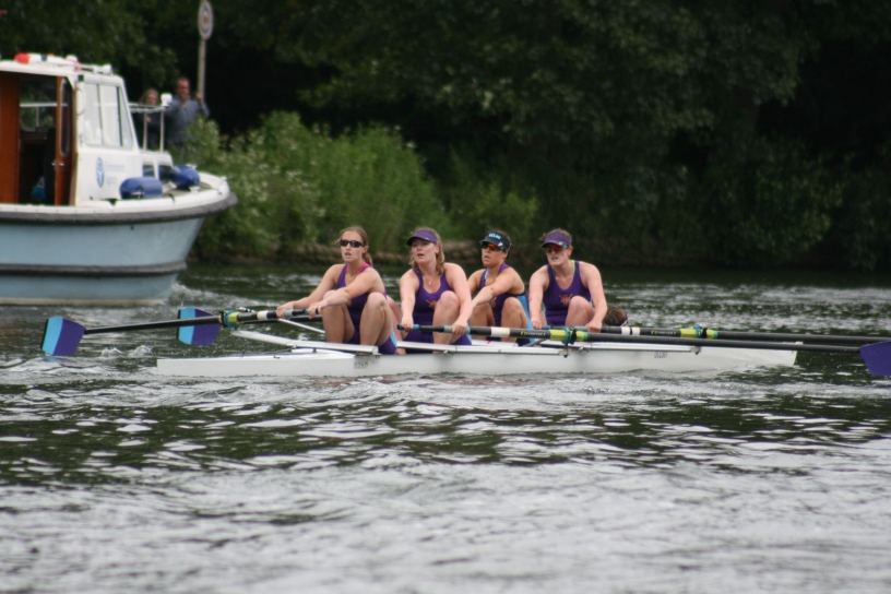 Novice Women at Reading 2018